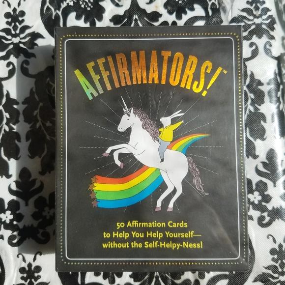 Affirmators! - Affirmation Cards Pack - Brand new!